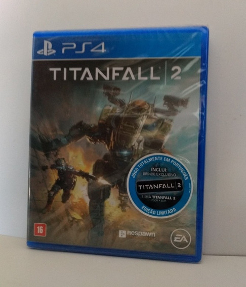 Titanfall 2 Ps4 Mídia Física Lacrado