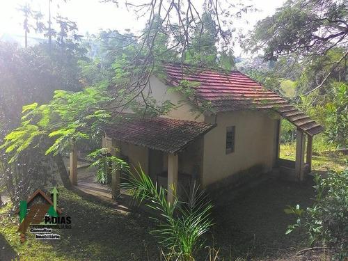 Chácara  Simples Em Pinhalzinho, Região Do Circuito Das Águas Paulista - Ch0095