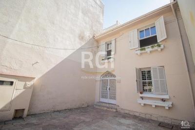 Casa Em Cidade Baixa Com 3 Dormitórios - Vr14705