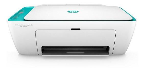 Impressora A Cor Multifuncional Hp Deskjet Ink Advantage 267