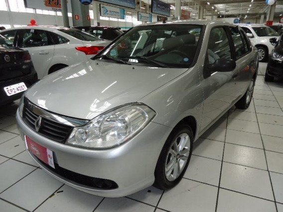 Renault Symbol 1.6 Expression 8v Flex 4p Manual