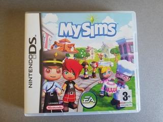 My Sims Para Nintendo Ds ----------------------------mr.game