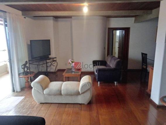 Apartamento Com 3 Dormitórios À Venda, 157 M² Por R$ 550.000,00 - Centro - São José Do Rio Preto/sp - Ap2139