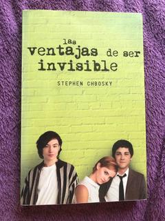 Libro Las Ventajas De Ser Invisible. Stephen Chbosky