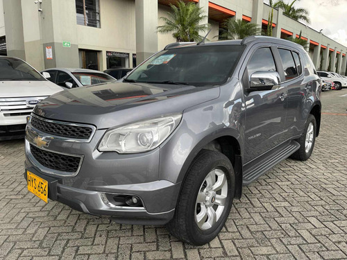 Chevrolet Trailblazer 2016 2.8 Ltz