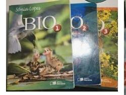 Coleção Biologia Sônia Lopes