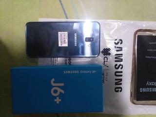 Samsung J6 Plus Azul
