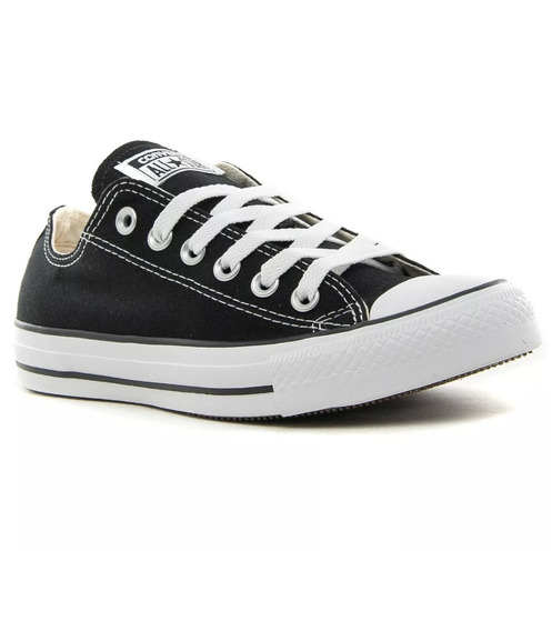 Zapatillas Converse All Star - Negro