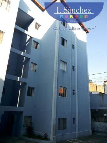 Imagem 1 de 6 de Apartamento Para Venda Em Itaquaquecetuba, Vila Miranda, 2 Dormitórios, 1 Banheiro, 1 Vaga - 171116c_1-829520