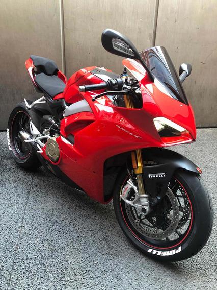 Ducati Panigale V4s Fullsystem Akrapovic