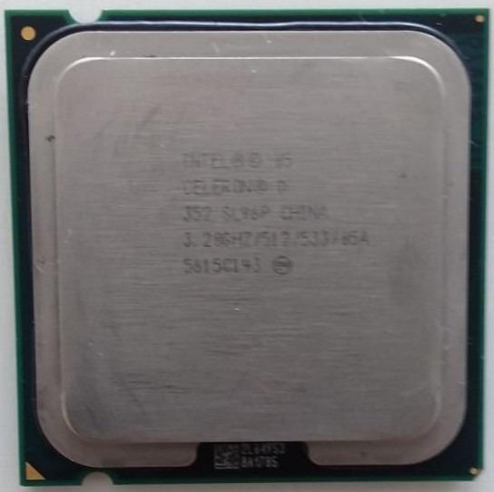 Processador Intel Celeron D 3.2 Ghz