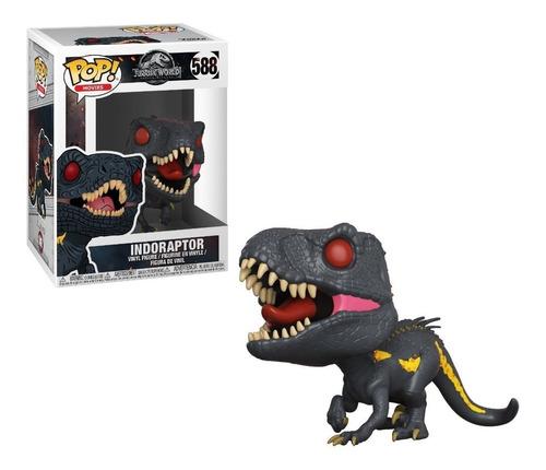 Funko Pop Indoraptor Jurassic World Original Juguete Nuevo