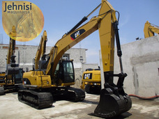 Excavadora Hidraulica Caterpillar 320dl Rr Recien Importada
