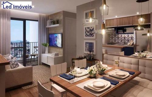 Apartamento Com 2 Dorms, Presidente Altino, Osasco - R$ 263 Mil, Cod: 463 - V463