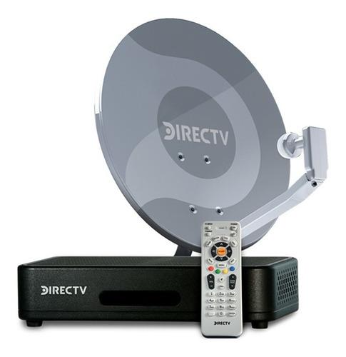 Antena Directv Hd Prepago Kit Autoinstalable 46cm Env Gratis