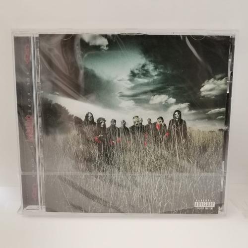 Slipknot All Hope Is Gone Cd Nuevo Us Musicovinyl