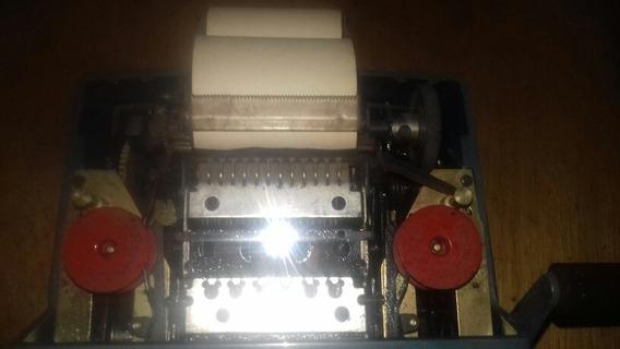 Calculadora A Manivela Remington Sperry Rand 200