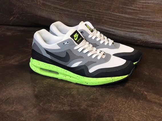 Tenis Nike Air Max 1 Lunarlon Volt Green 41