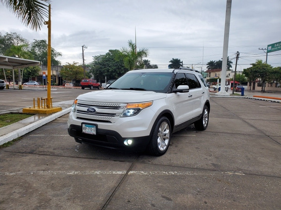 Ford Explorer Limited V6 Sync 4x4 Mt 2011