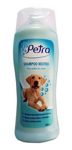 Shampoo Antialérgico Para Perros Ph Neutro Petra