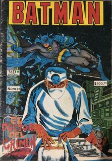 Comic Batman Vid