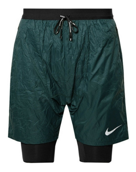 Short Nike 928457 Con Licra Trainning Original+ Envío Gratis