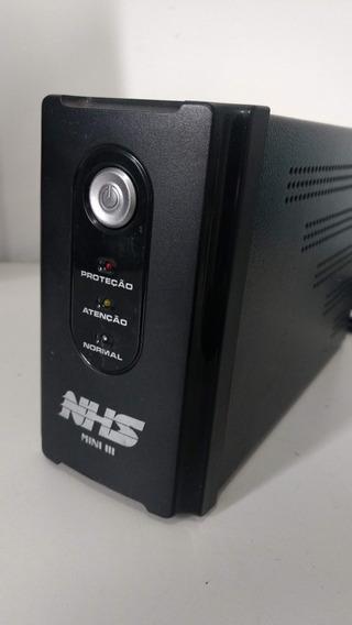 Nobreak Nhs Mini Iii Bivolt 600va Defeito