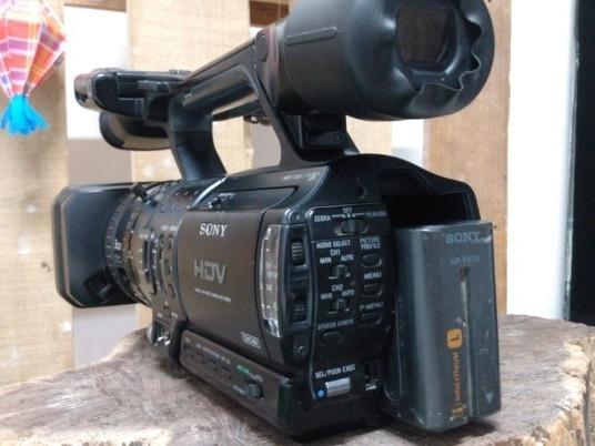 Câmera Sony Hvr-z1