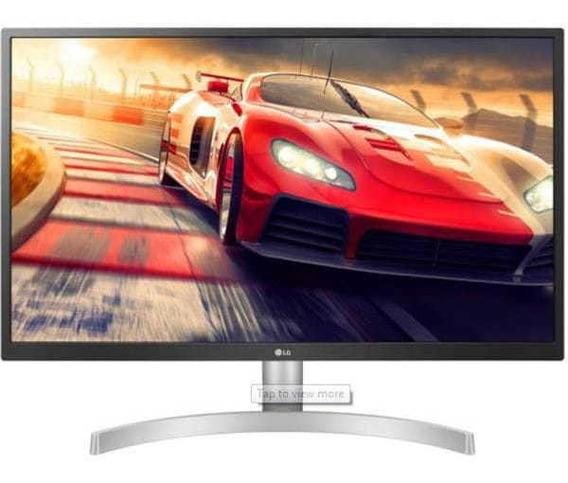 Monitor 27 LG Ultra Hd 4k Ips Hdmi Hdr10 - 27ul500-w.awz