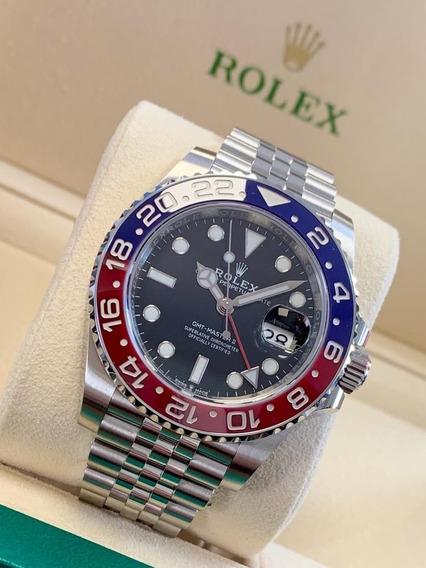 Relógio Rolex Gmt-master Ii Pepsi