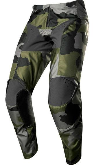 Pantalón Moto 180 Przm Edición Especial Camo Fox