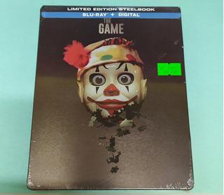 Blu Ray The Game M Douglas S Penn Steelbook Original Ingles