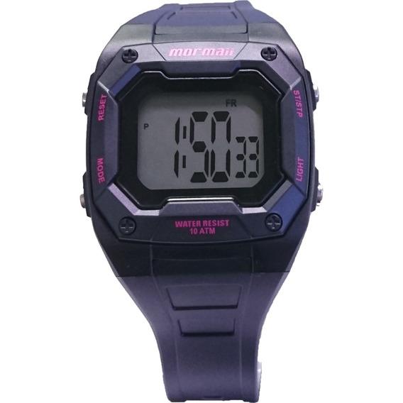 Relógio Mormaii Retangular - Mo9451aa/8t