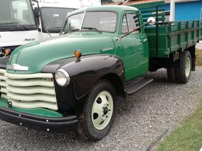 Chevrolet Boca De Sapo ** Placa Preta **