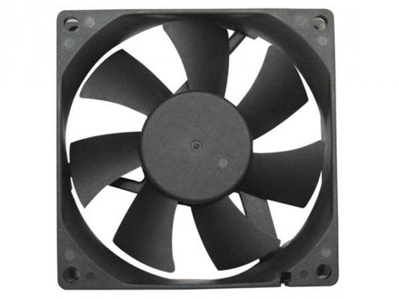Cooler Fan 80mm X 80mm Para Gabinete Pc 3 Pines ! 8 X 8cm !