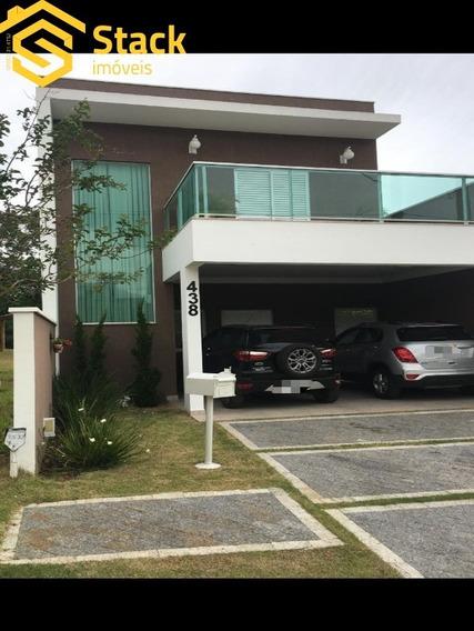 Linda Casa Com 3 Dormitórios, À Venda No Condomínio Reserva Da Mata No Bairro Corrupira Em Jundiaí/sp. - Ca01481