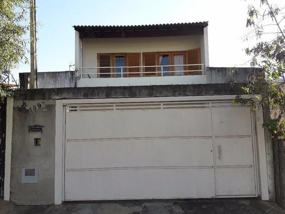 Casa À Venda, 3 Quartos, 2 Vagas, Parque Residencial Jaguari - Americana/sp - 1725