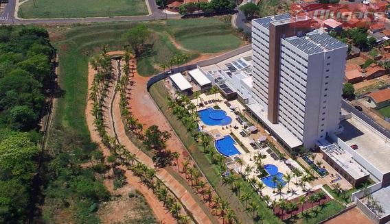 Apto De Hotel Comercial À Venda, Jardim Santa Efigênia, Olímpia. - Ho0001