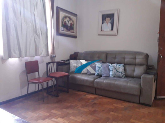 Apartamento Com 2 Dormitórios À Venda, 75 M² Por R$ 350.000 - Sion - Belo Horizonte/mg - Ap5164
