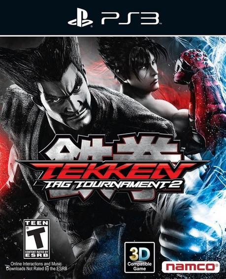 Tekken Tag Tournament 2 Ps3 Jogos Luta Digital Promoção Psn
