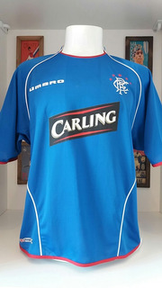 Camisa Futebol Umbro Rangers Escocia Prso