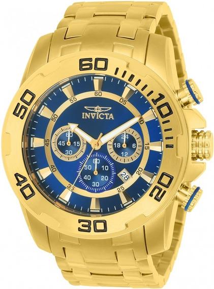 Relógio Invicta Pro Diver Ref 22321 Cronografo Masculino