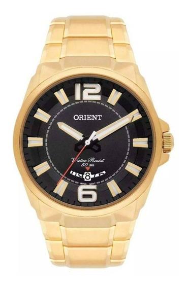 Relógio Orient Masculino Original Mgss1157 P2kx Original