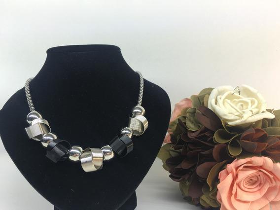 Collar Moda Vintage Oro/plata