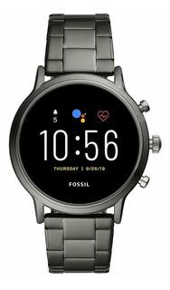 Fossil Carlyle Ftw4024 Gen 5 Smartwatch Reloj Hombre 44mm