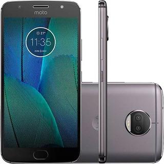 Smartphone Motorola Moto G5s Plus - Preto 32 Gb
