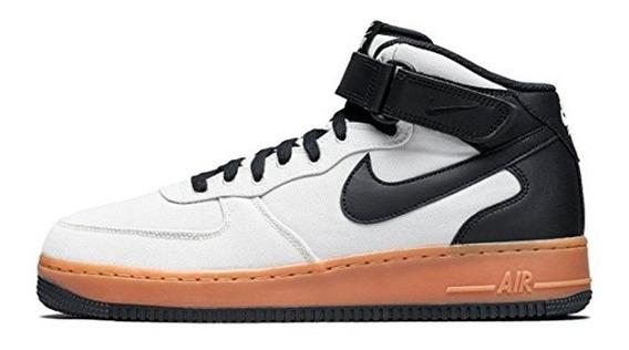 Zapatillas Nike Air Force 1 Mid ´07 Txt Hombres Aj9514-004