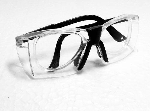 Armacao Oculos Seguranca Lentes De Policarbonato