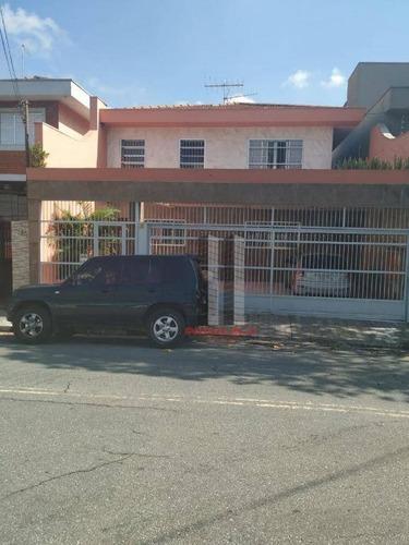 Sobrado À Venda, 275 M² Por R$ 1.150.000,00 - Vila Prudente - São Paulo/sp - So1352