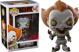 Funko Pop Horror It Pennywise With Severed Arm Amazon Exc